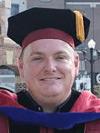 Dr. Matt Brown, EJW's first manging editor